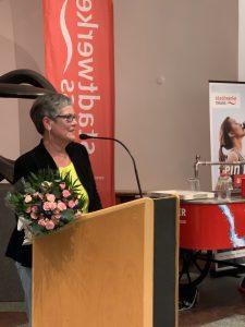 Initiatorin Agnes Groschke-Faruß
