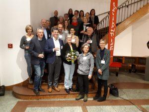 Gruppenbild Ernährungsrat im Rhein-Kreis Neuss