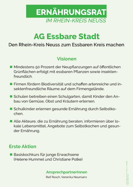 Vision AG Essbare Stadt