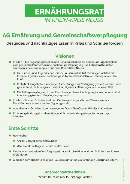 Vision AG Gemeinschaftsverpflegung