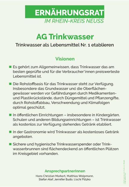 Vision AG Trinkwasser
